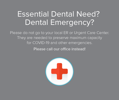 Essential Dental Need & Dental Emergency - Charleston Smiles Dentistry